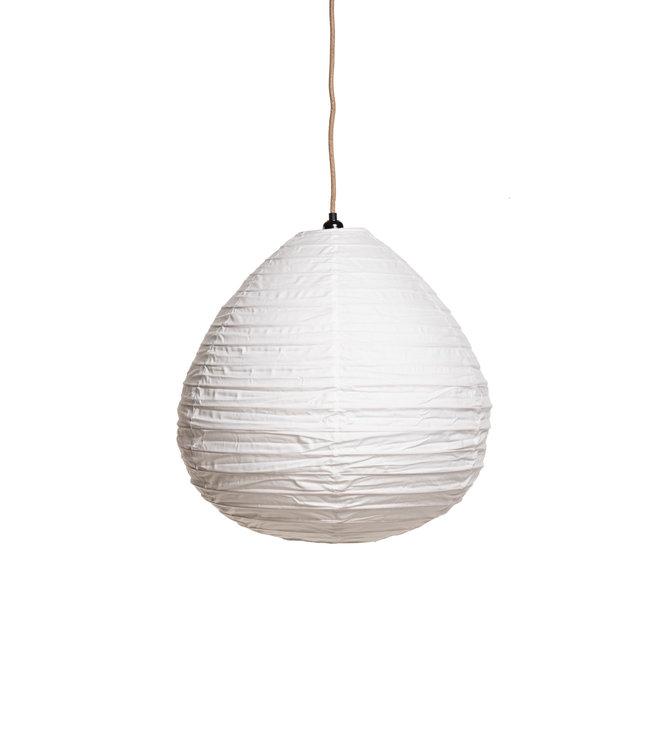 Lampion lamp katoen