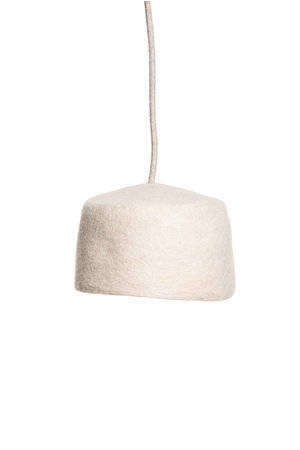 Felted hanglamp