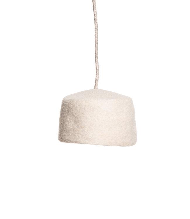 Vilten lamp