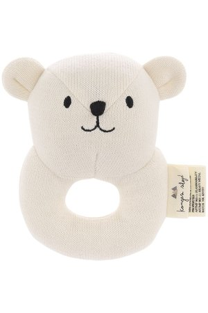 Konges Sløjd Quro mini bear - off white