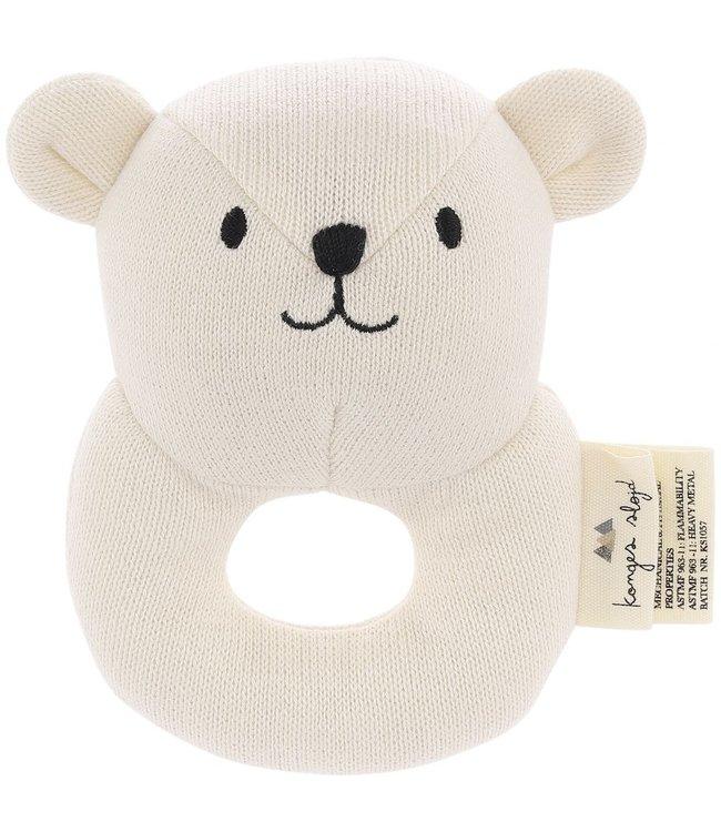 Quro mini bear - off white