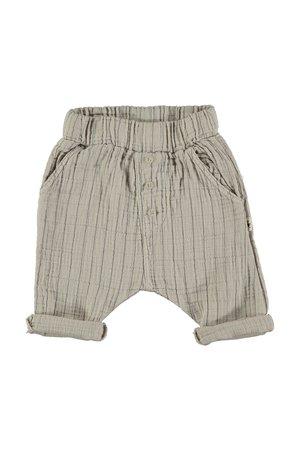 My little cozmo Trousers baby greta - stone