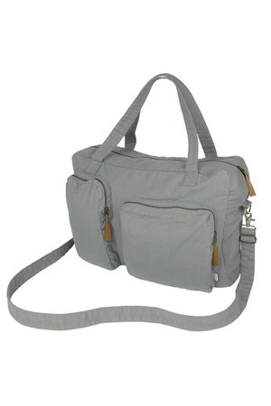 Numero 74 Weekend multi bag - silver grey