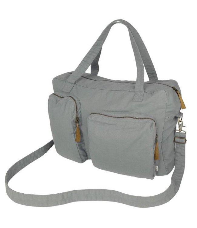 Numero 74 Weekend multi bag - silver grey