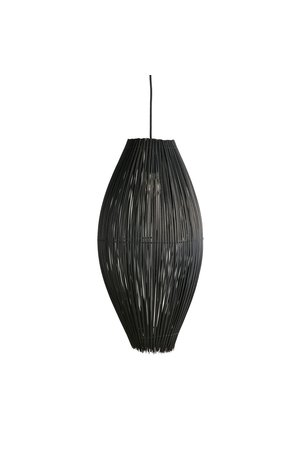 Lamp fishtrap - black