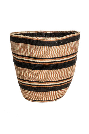 Couleur Locale Sisal basket - earth colors #30