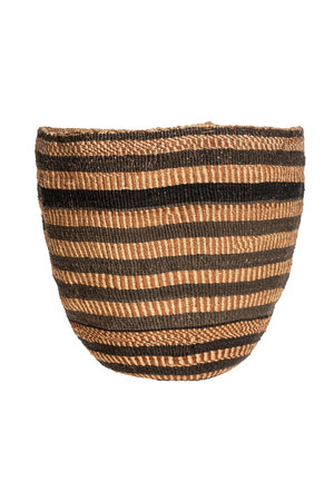 Couleur Locale Sisal basket - earth colors #31