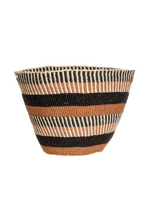 Couleur Locale Sisal basket - earth colors #24