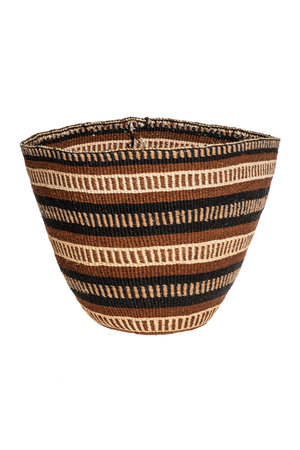 Couleur Locale Sisal basket - earth colors #19