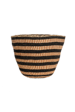 Couleur Locale Sisal basket - earth colors #23