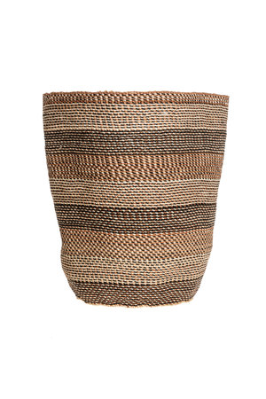 Couleur Locale Sisal basket - earth colors #27