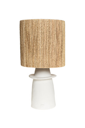 Rock The Kasbah White table lamp n°1 cord