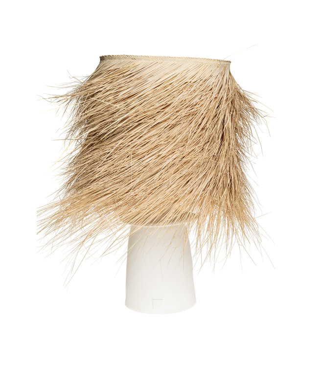 White table lamp n°1 palm