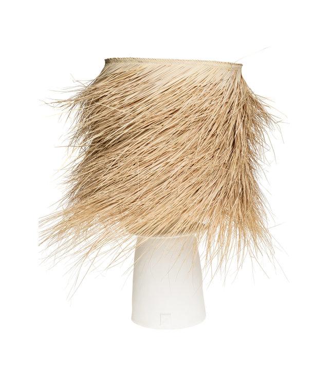 Witte tafellamp n°1 palm