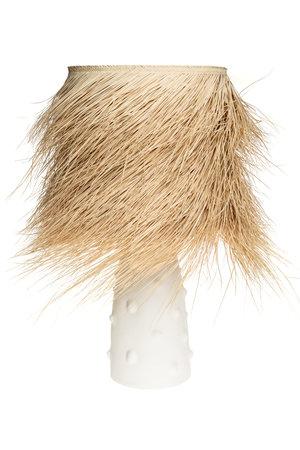 Rock The Kasbah Witte tafellamp n°2 palm