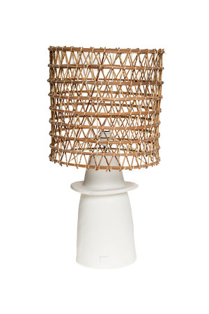Rock The Kasbah White  table lamp n°1 datepalm