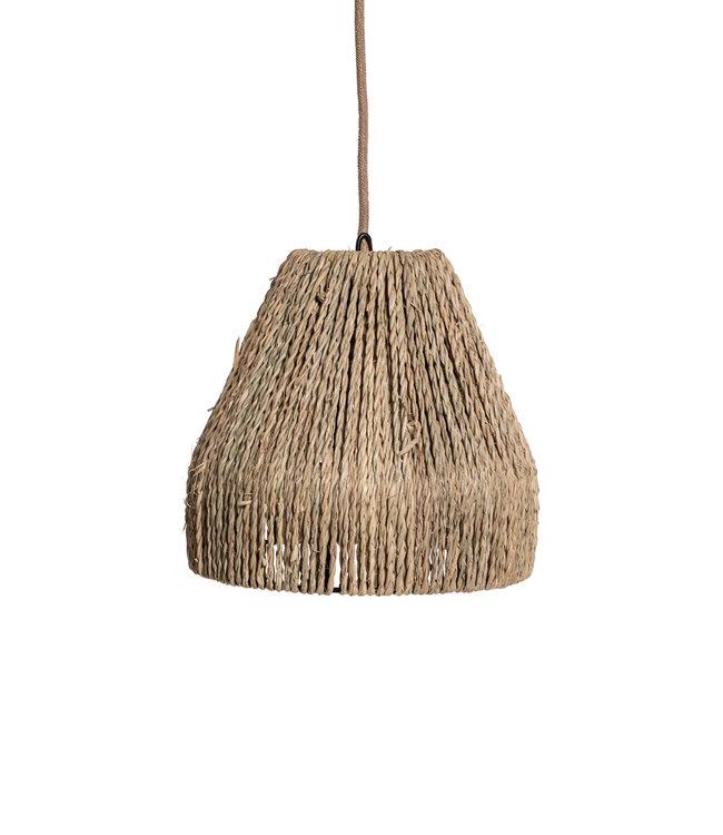 Hanging lamp 'chapeau' - palm