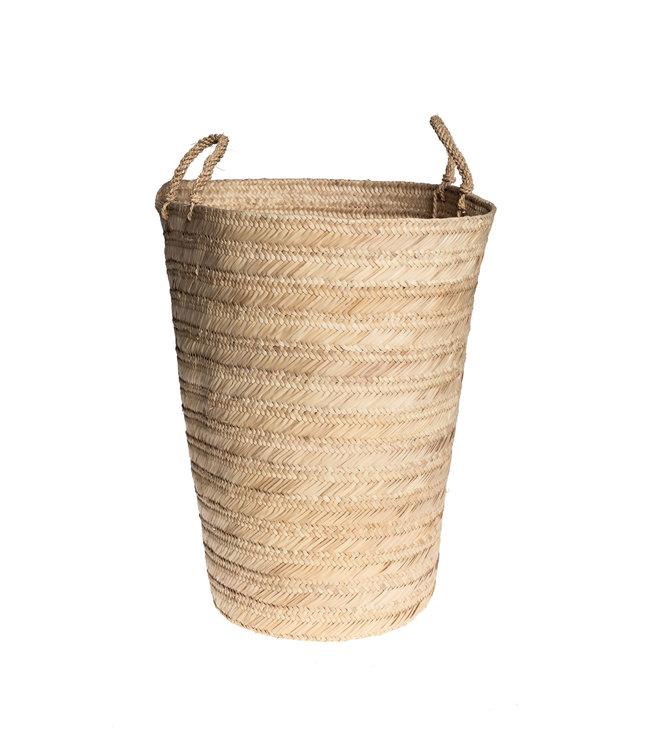 High basket 'Menzel' - palm