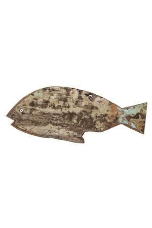 Recycled fish Lamu #60