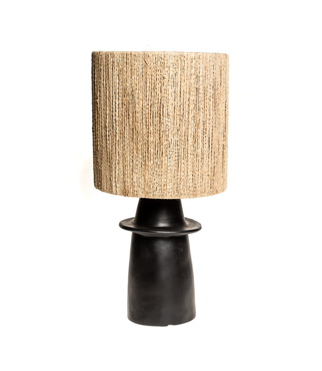 Black table light n°1 cord