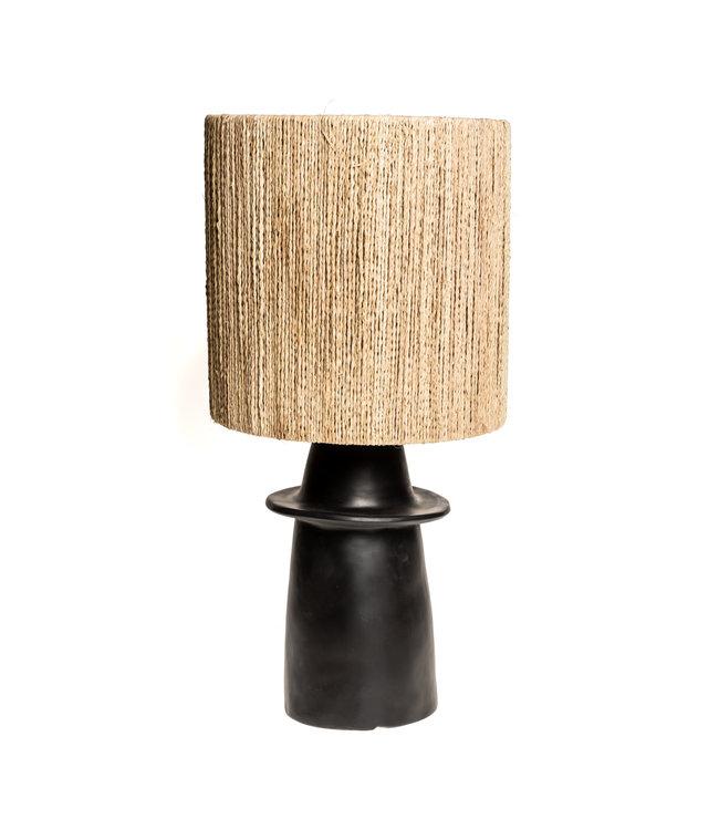 Zwarte tafellamp n°1 koord