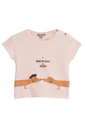 Emile et ida Tee shirt - bon baisers
