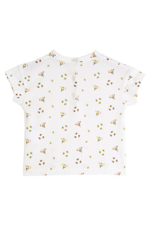 Emile et ida Tee shirt - mimosa