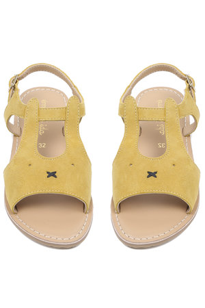 Emile et ida Shoes - jaune
