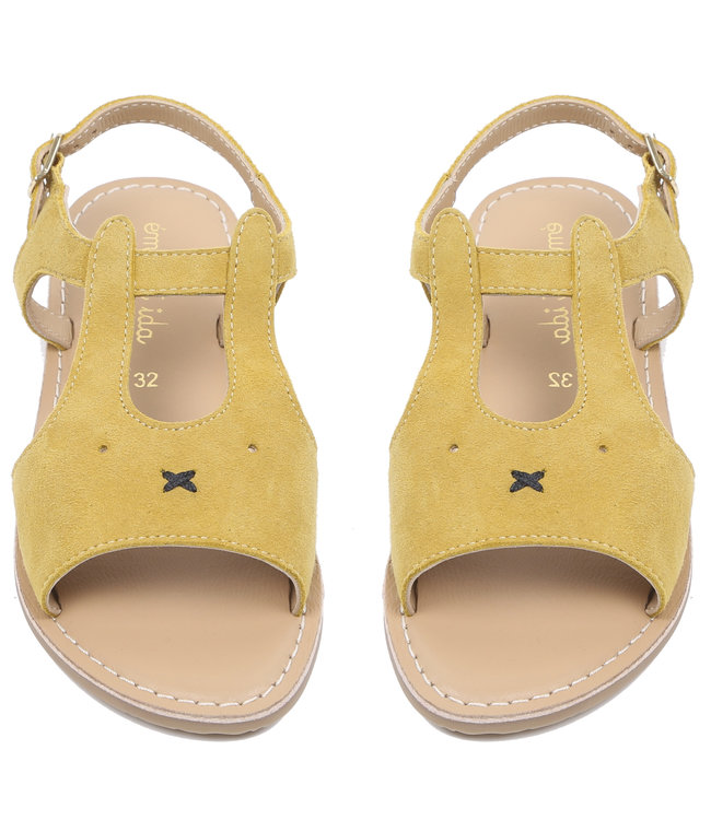 Shoes - jaune