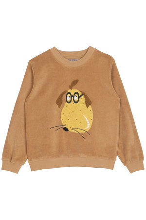 Emile et ida Sweatshirt - maple poire