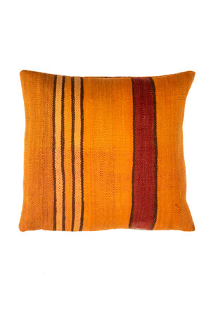 Couleur Locale Kilim cushion #36