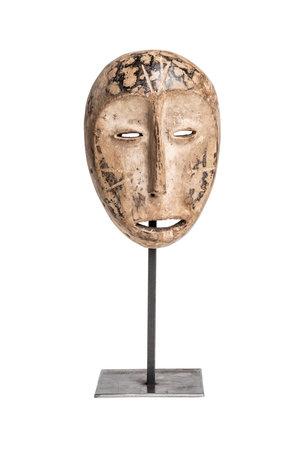 Origineel oud masker Lega # 2