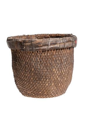 Old picking basket #6