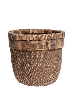 Old picking basket #8