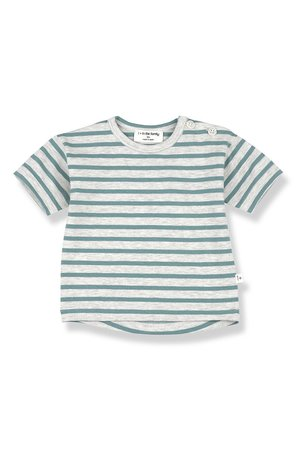 1+inthefamily Vence s.sleeve t-shirt - mint