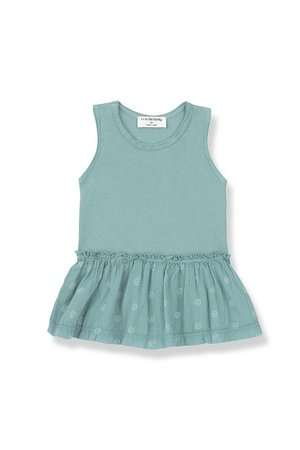 1+inthefamily Matilda dress - mint