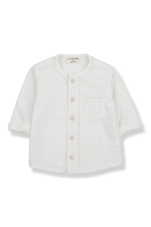 1+inthefamily Oyon shirt - off-white
