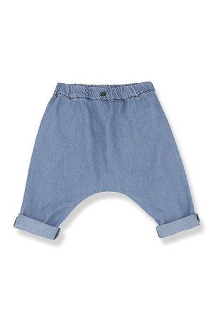 1+inthefamily Deia baggy pants - denim