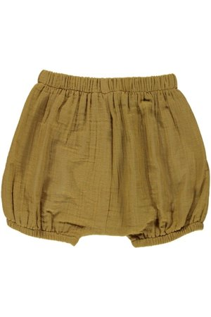 Fin & Vince Bubble short - toffee