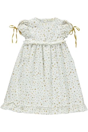 Fin & Vince Meadow dress - chamomile