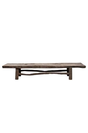 Robuuste salontafel olm - 205cm