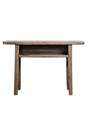 Sidetable with open drawer 125cm