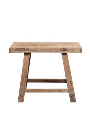 Bedside table elm #3