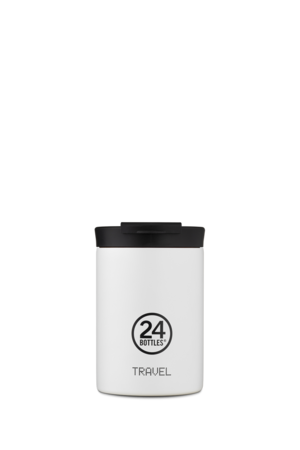 Travel tumbler - Ice White - 350ml