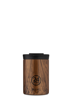 Travel tumbler - Sequoia Wood - 350ml