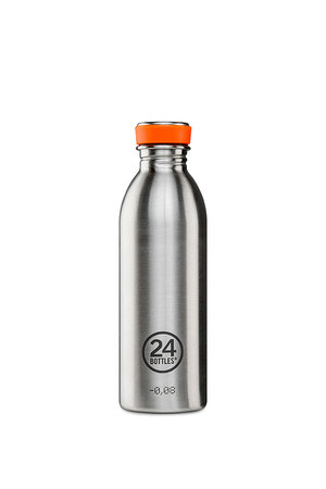 Urban Bottle  - Steel - 500ml