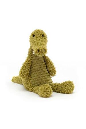 Jellycat Limited Wurly croc