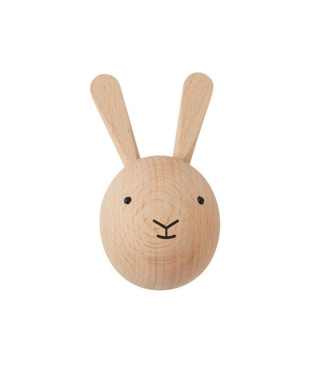 OYOY MINI Mini hook - rabbit