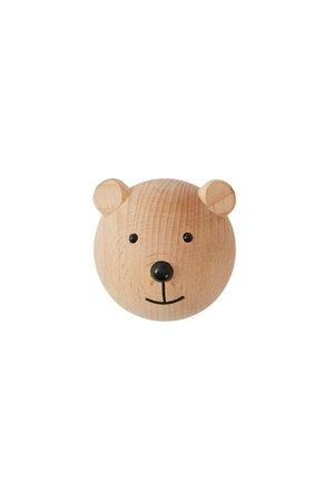 OYOY MINI Mini hook - bear