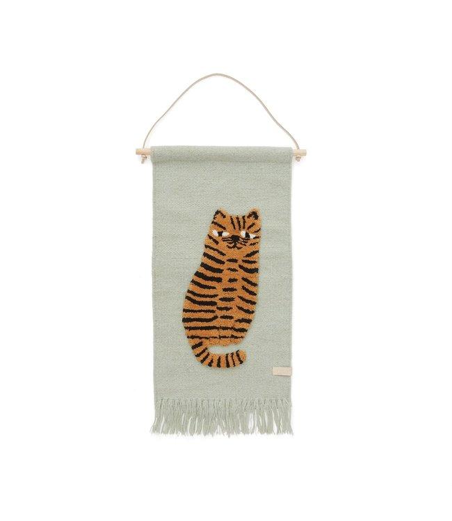 OYOY MINI Tiger wallhanger